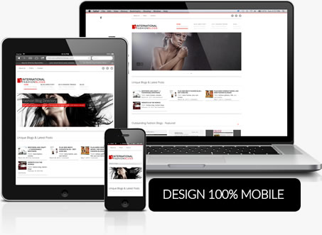 design mobile friendly